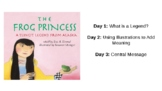 The Frog Princess Lessons ReadyGen Text Collection