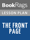 The Front Page Lesson Plans