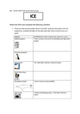 The Frozen World DVD worksheet
