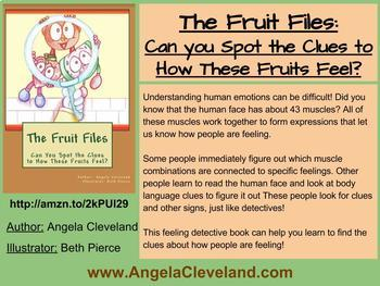 The Fruit Files: Can You Spot the Clues to How These Fruits Feel?