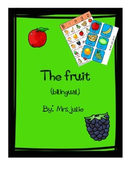 The Fruit bilingual games