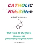 The Fruit of the Spirit CrossStitch Pattern