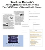The Full History of the Transatlantic Slave Trade: reading, questions, PPT