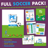 The Full Soccer Pack - The PE Project