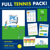 The Full Tennis Pack - The PE Project