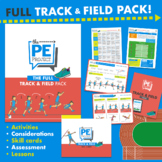 The Full Track & Field Pack - The PE Project