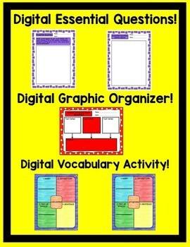 The Fun They Had Journeys 4th Grade Unit 5 Google Drive Resource