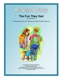 The Fun They Had: Short Story Study Guide CCSS