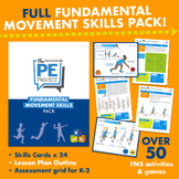 The Fundamental Movement Skills Pack - The PE Project