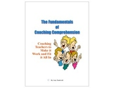 The Fundamentals of Coaching Comprehension: A Literacy Coach Tool