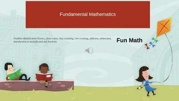 The Fundamentals of Mathematics