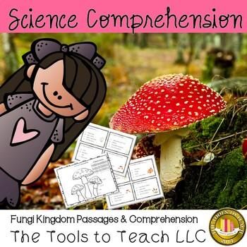 Fungi Kingdom Science Center Stations