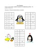 The Funny Penguins-Multiplication Practice for Grades 4 & 5