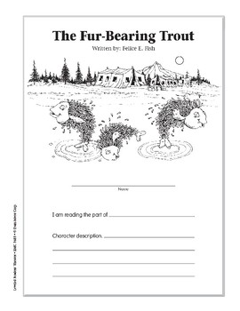 The Fur-Bearing Trout (Leveled Readers' Theater, Grade 5)