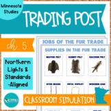 Minnesota History | Fur Trade Trading Post Simulation