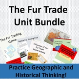 The Fur Trade Unit Bundle