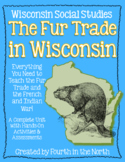The Fur Trade in Wisconsin Study Unit