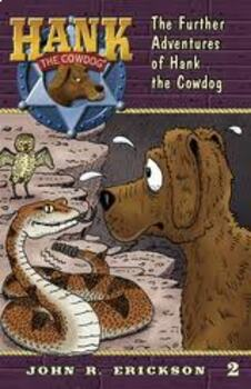 The Further Adventures Of Hank The Cowdog Comprehension Unit - Chapter 1