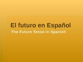 The Future Tense (El Futuro)