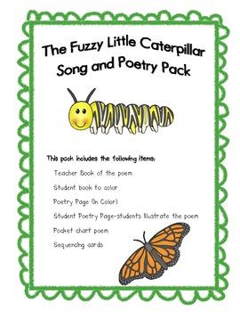 The Fuzzy Little Caterpillar