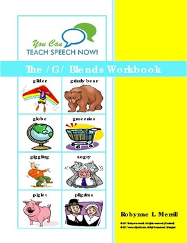 The Complete /G/ Blends Workbook