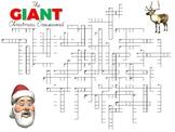Christmas Crossword: GIANT Edition!