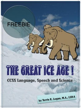 The GREAT ICE AGE!  FREEBIE