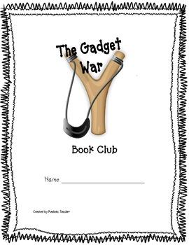 The Gadget War Book Club