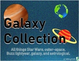 The Galaxy Collection speech unit
