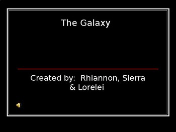 The Galaxy PPT