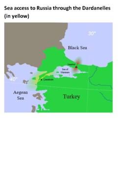 The Gallipoli Campaign Handout