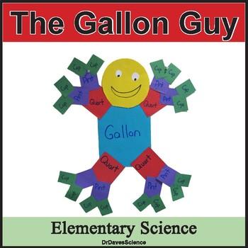 Gallon Guy Teaching Resources | Teachers Pay Teachers