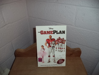 The Game Plan  ISBN 978-142310830-6