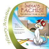 The Game of Ancient India:  Pachisi