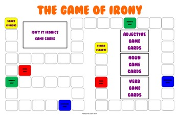 The Game of Irony