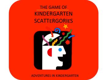 The Game of Kindergarten Scattergories