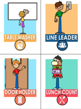 The Game of LIFE Classroom Jobs
