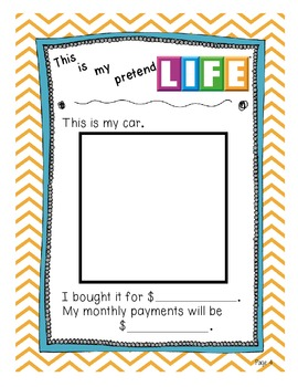 The Game of Life - A Project for learning about jobs and expenses!