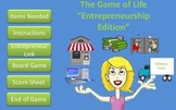 The Game of Life (Entrepreneurship Edition)