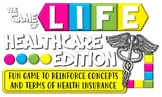 The Game of Life: Healthcare Edition Game- Teaching about