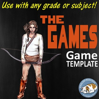 The Games Bomb Game Template