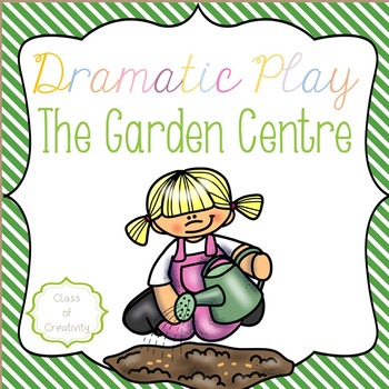 The Garden Centre - Dramatic Play Pack