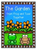 The Garden, Frog and Toad Together, Journeys, Centers for all ability levels