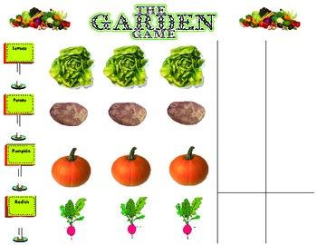 The Garden Game for Preschoolers