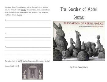 the garden of abdul gasazi pdf