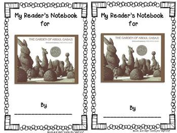 The Garden of Abdul Gasazi {Book Study and Center Activities}