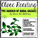The Garden of Abdul Gasazi - Close Reading