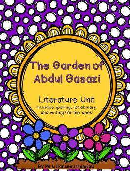The Garden of Abdul Gasazi Literature Study