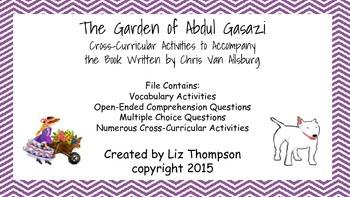 The Garden of Abdul Gasazi Mini Unit