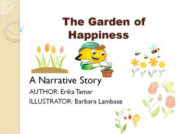 The Garden of Happiness Skills Power Point